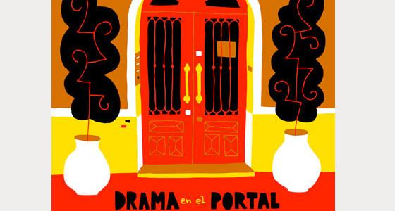 Drama en el portal (Caramba, 2013)